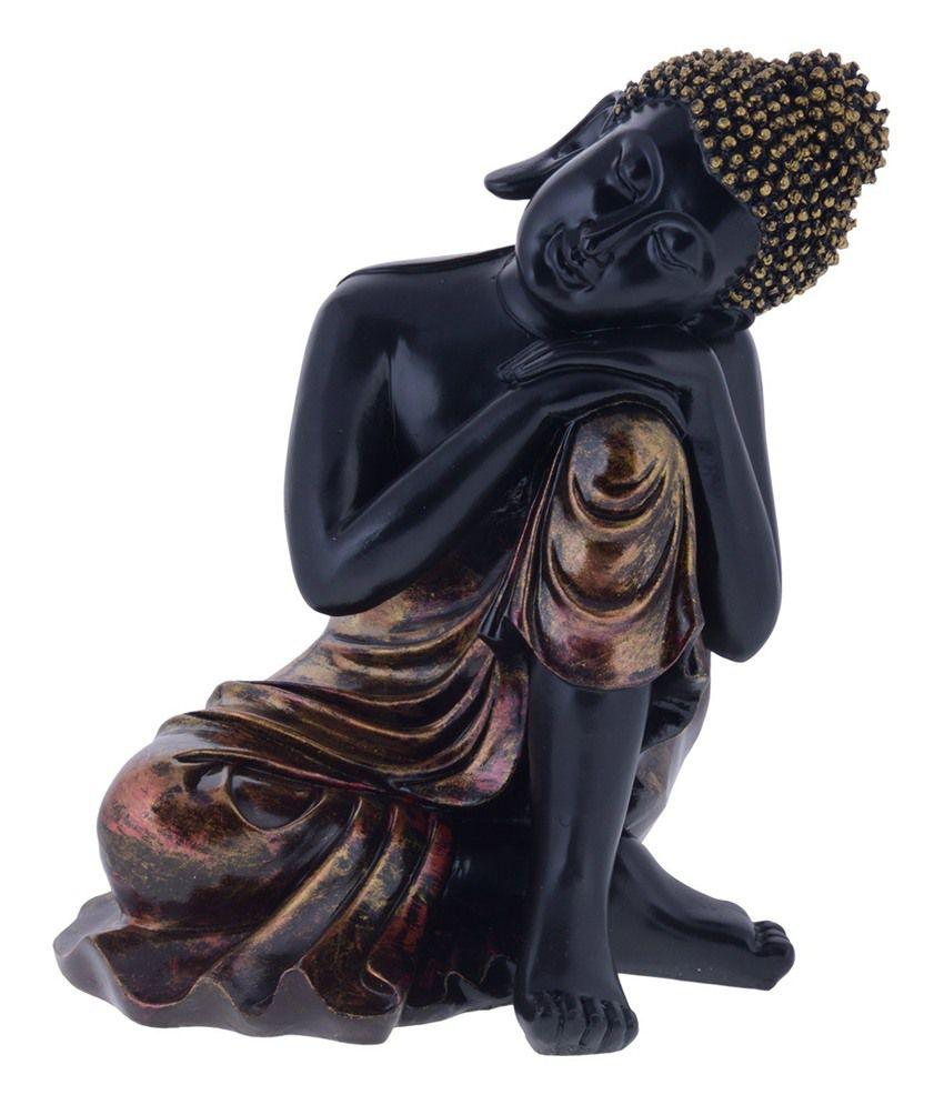 Gifts n greetings home decor gautama buddha medium for Home decor gifts