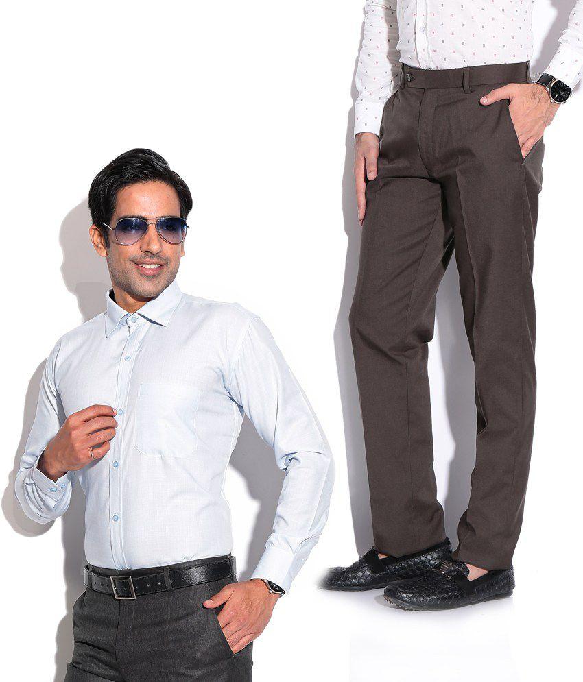 Men's Formal Trouser & Shirt