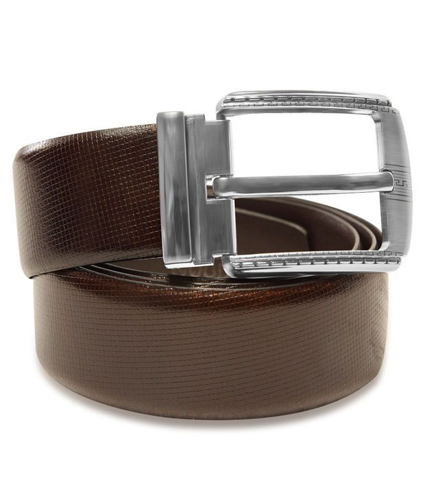 Stephen Armor Melany Italian Leather Single Side Formal Belt