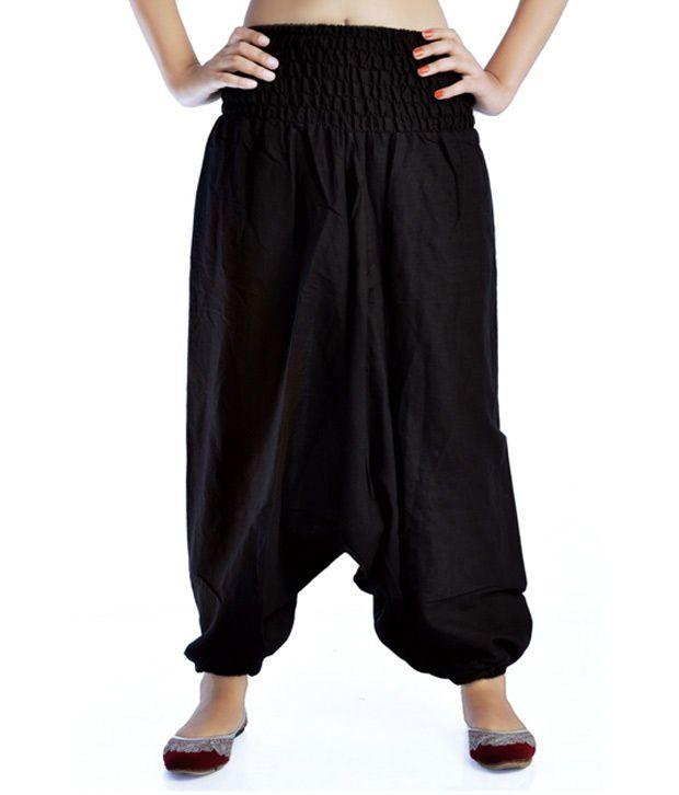 buy black pants online - Pi Pants