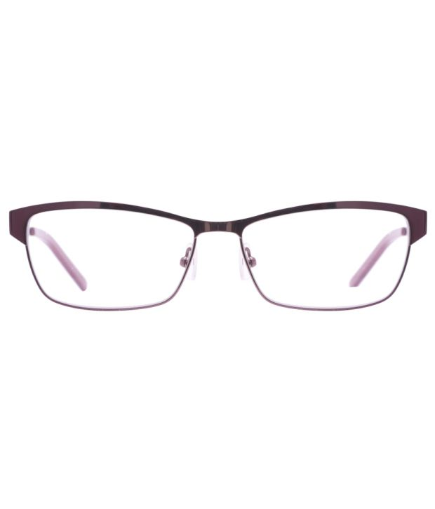 335c1e14ec4 ... Gkb Opticals Lance Bremmer Purple Designer Rectangle Shape Women s  Eyeglass ...