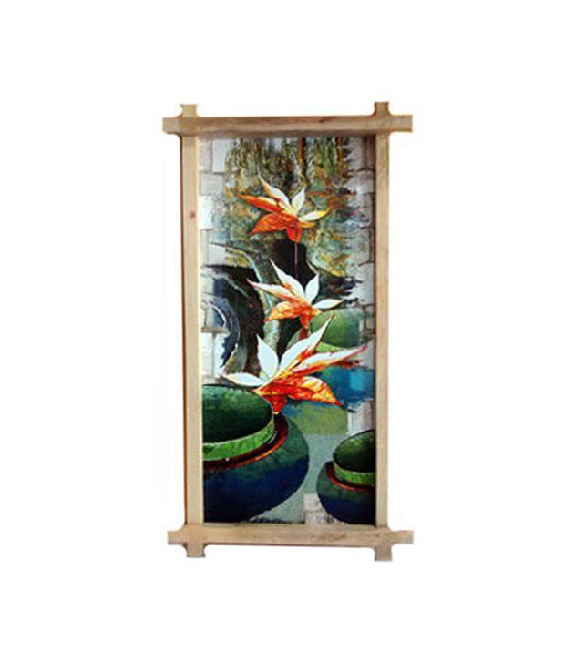 Gifts And Arts Nature Beautiful Dabholkar Painting Wall Frame