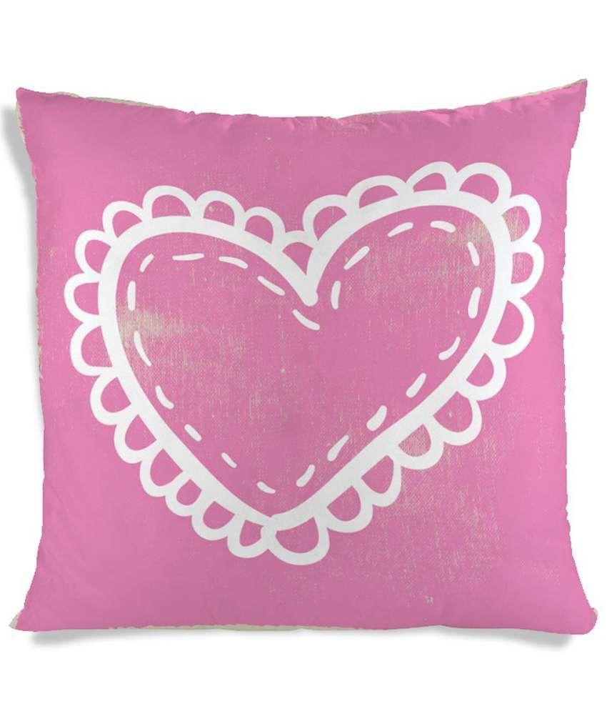 Imerch Heart Cushion Cover