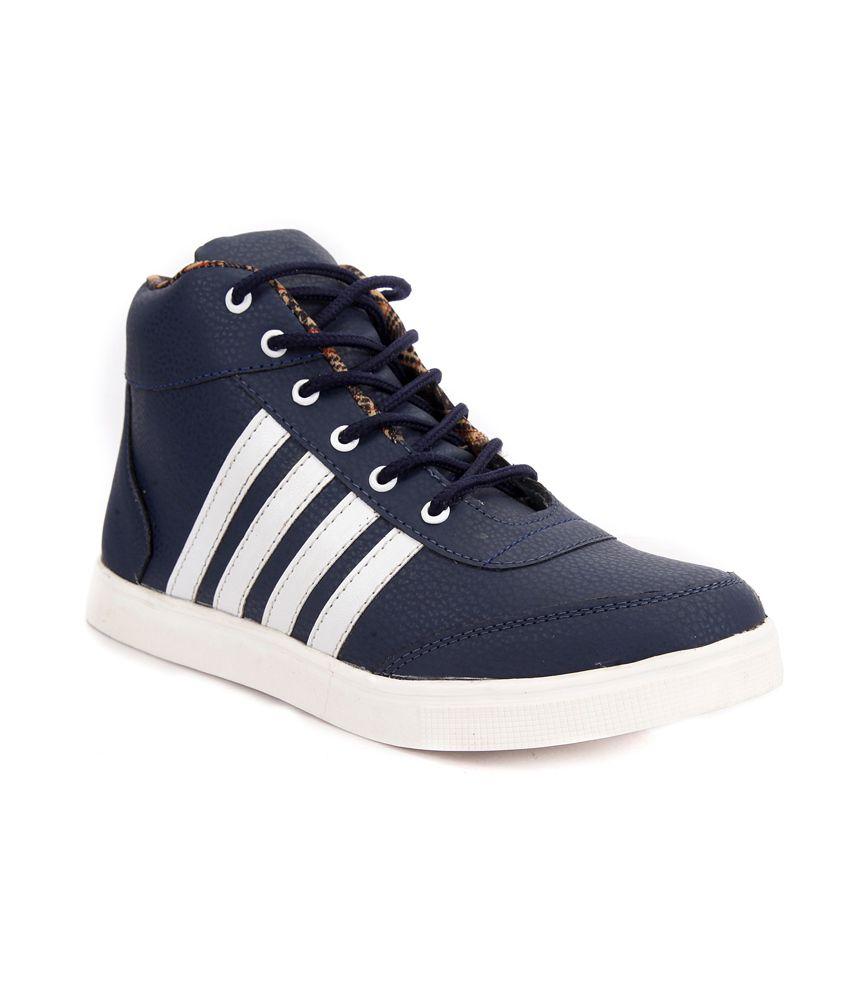 100 Walker Blue Boots