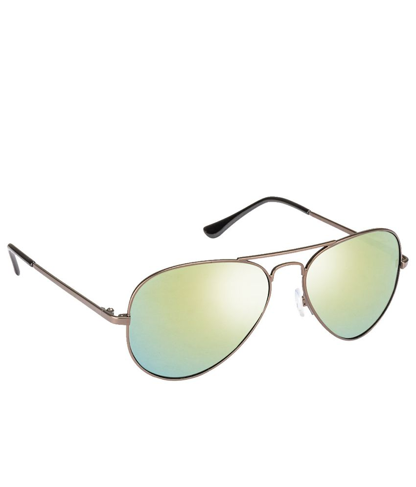 Idee 99040 Medium Men and women Aviator Sunglasses