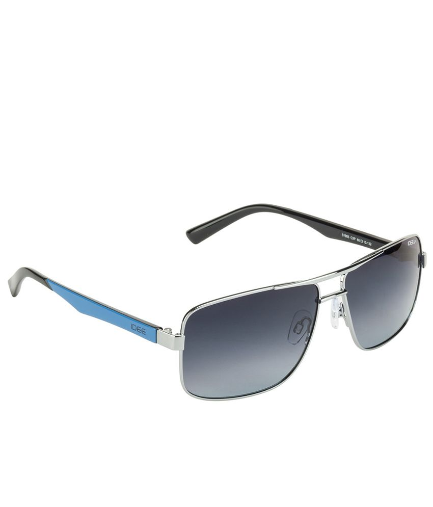 Idee 99072 Medium Men and women Rectangle Sunglasses