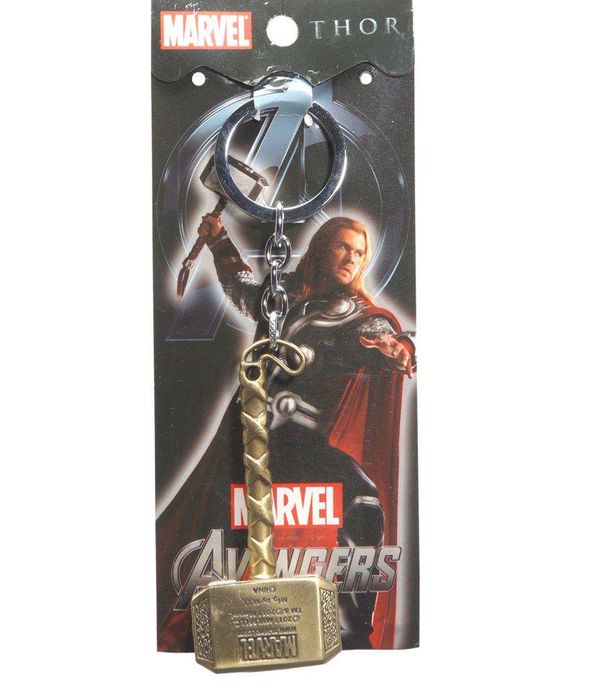 Oyedeal Thor Hammer Keychain