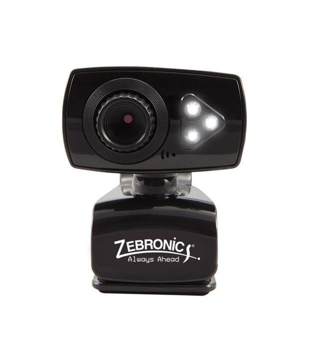 Zebronics Viper plus 1.3 MP Webcams