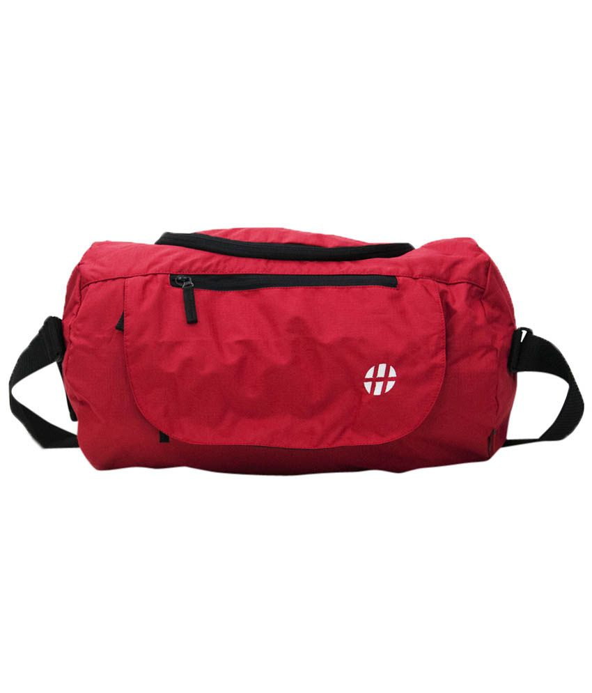 Harissons Red Agile RS 28L gear Gym Bag