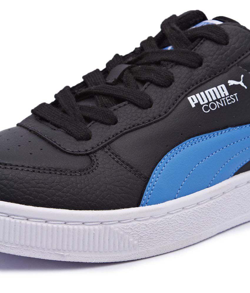 511b647c8fc7 PUMA Black Puma Pump It Up Sneakers - Buy PUMA Black Puma Pump It Up ...