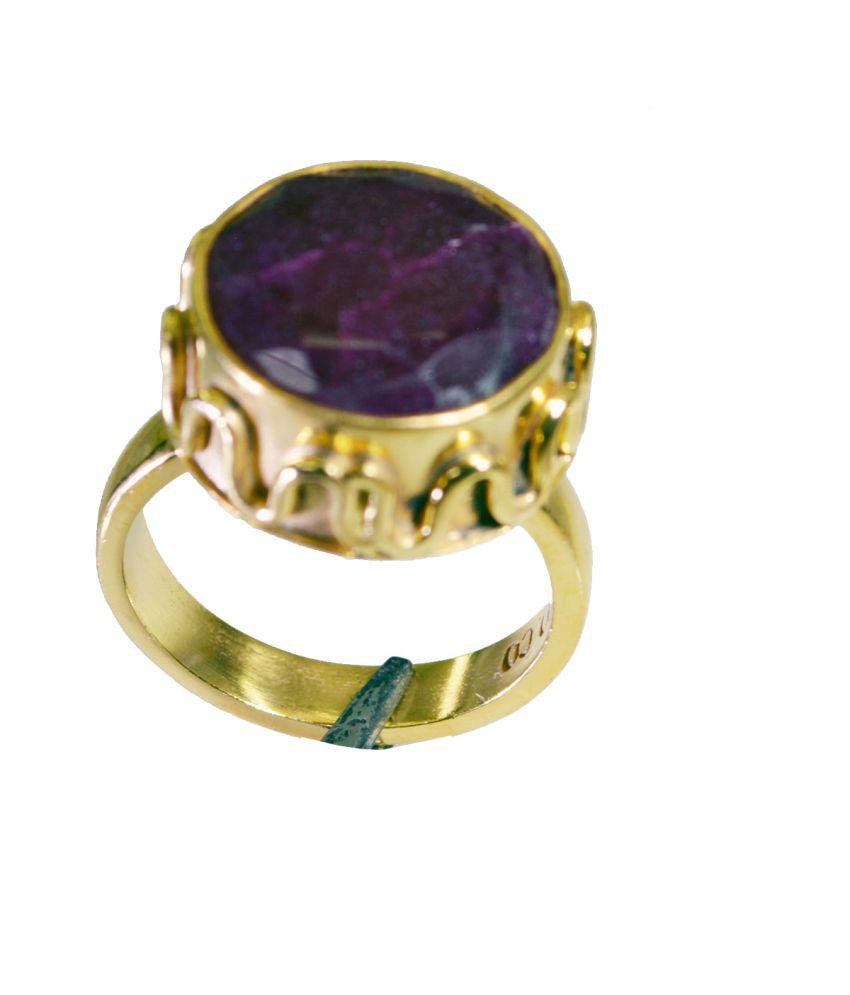 Riyo Fascinating Indianan Ruby Ring