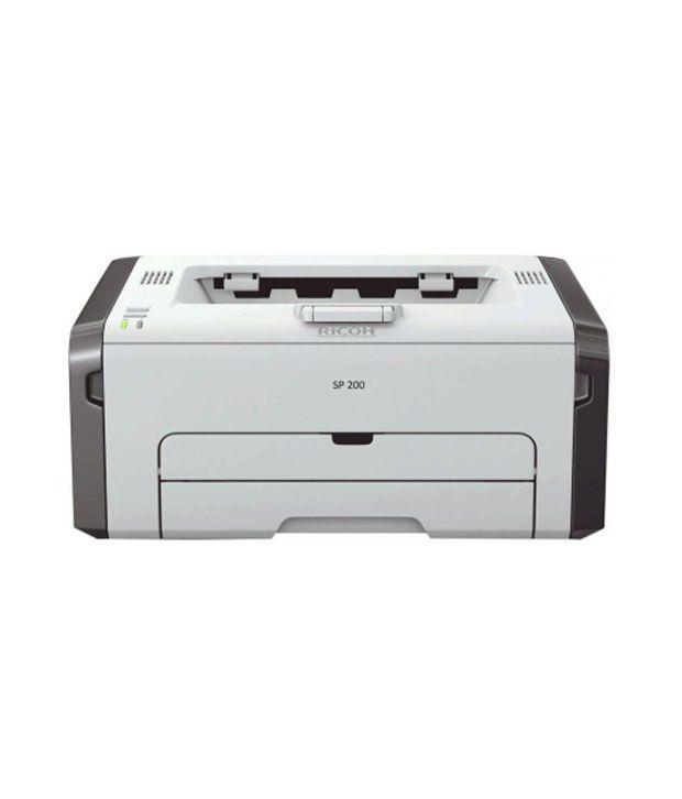 Ricoh Sp 200s Multifunction Laser Printer Driver