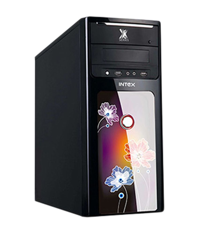 Intex P4 DECOR Cabinet With SMPS & USB - Buy Intex P4 DECOR Cabinet ...