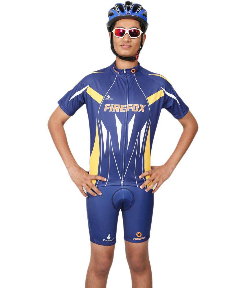 Triumph-firefox Cycling Clothing - Jerseys For Men/women