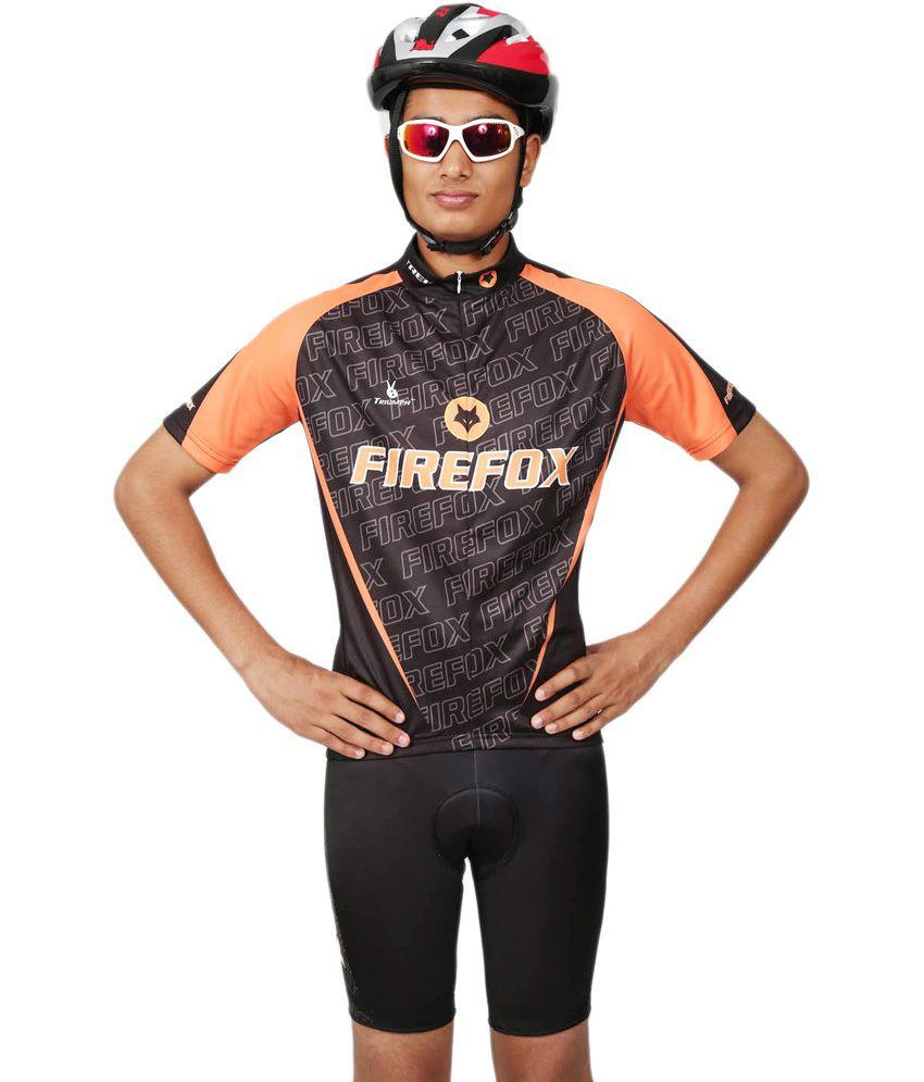 Triumph-firefox Mountain Bike Jersey