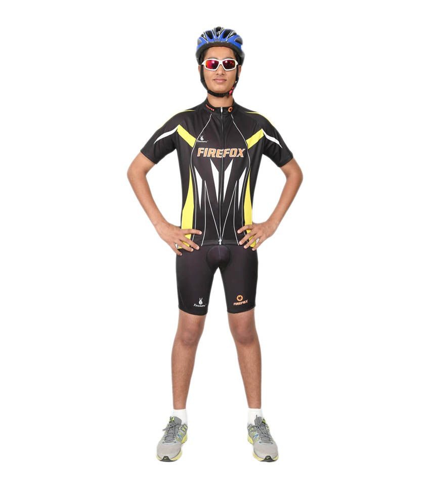 Triumph-firefox Semi Custom Cycling Jerseys - Men/women