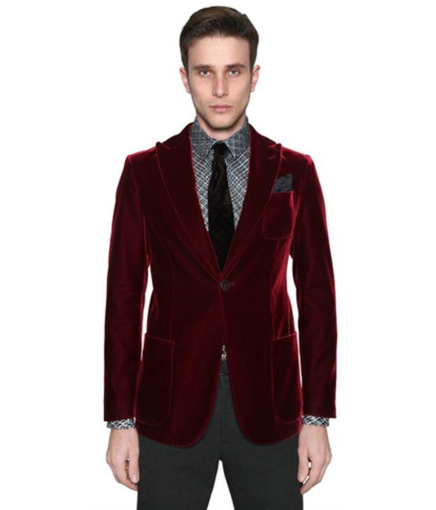 Shop for and buy burgundy blazer online at Macy's. Find burgundy blazer at Macy's.