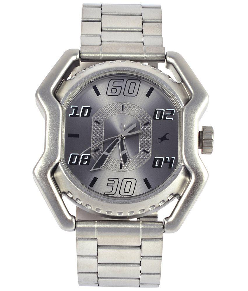 fastrack 3112sm01 metal watch for men buy fastrack 3112sm01 fastrack 3112sm01 metal watch for men
