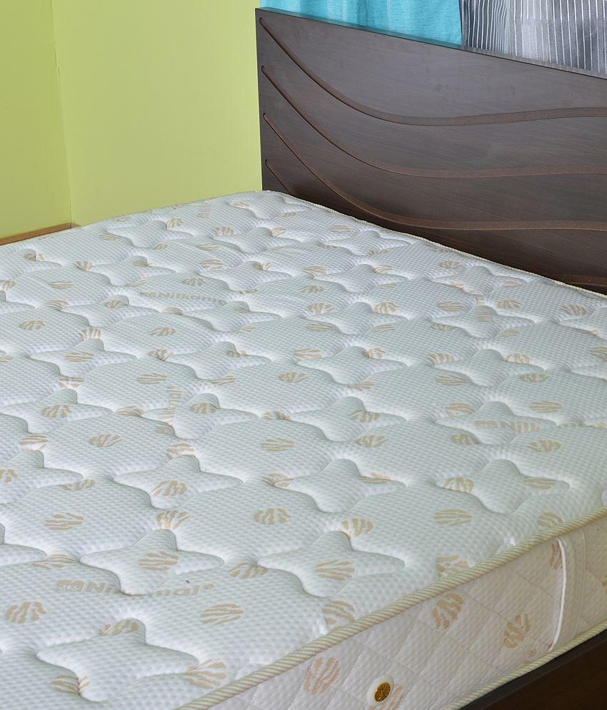 Nilkamal Bedroom Furniture Nilkamal 1 Spring Mattress Buy Nilkamal 1 Spring Mattress Online