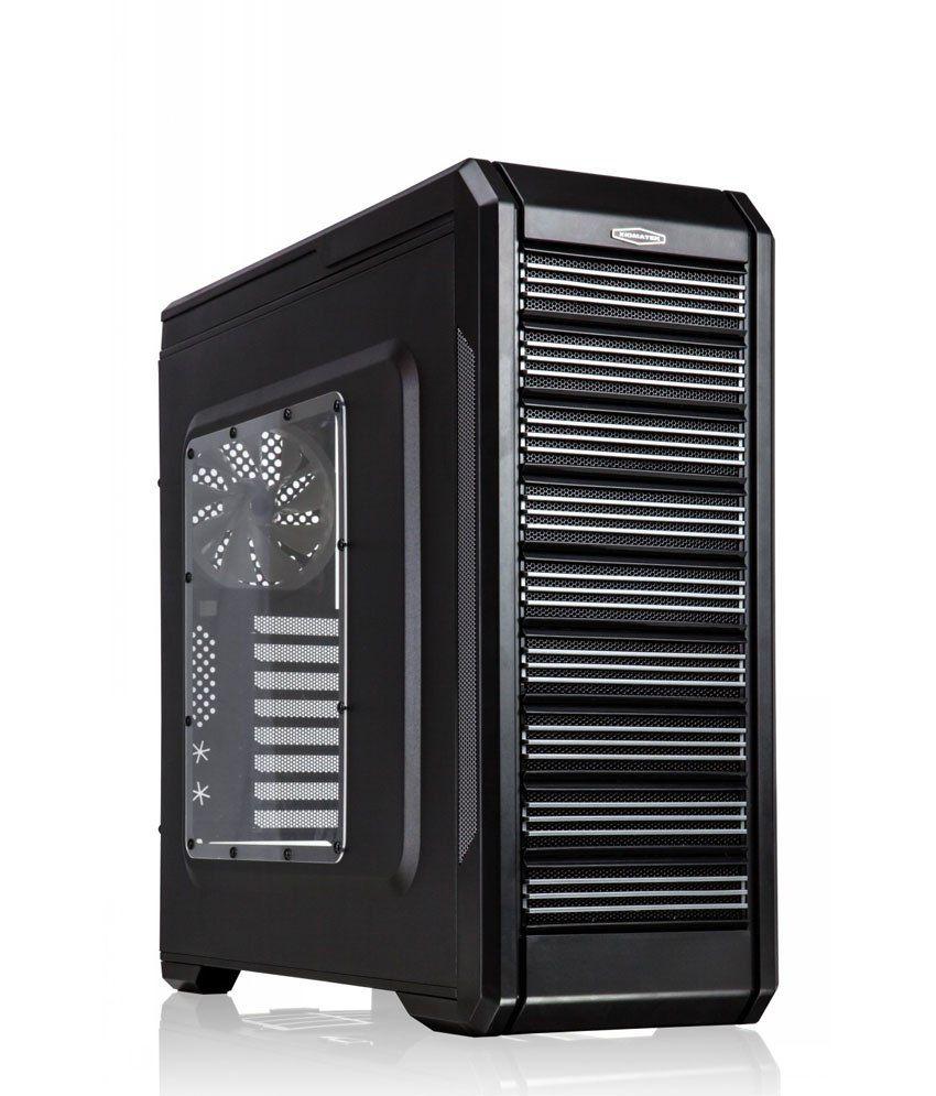Xigmatek Assassin W Mid Tower EATX Cabinet w/ Window - Black