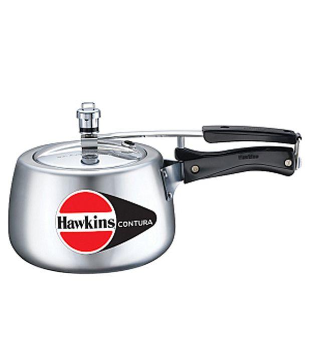 Hawkins Contura Pressure Cooker - 3 Liter