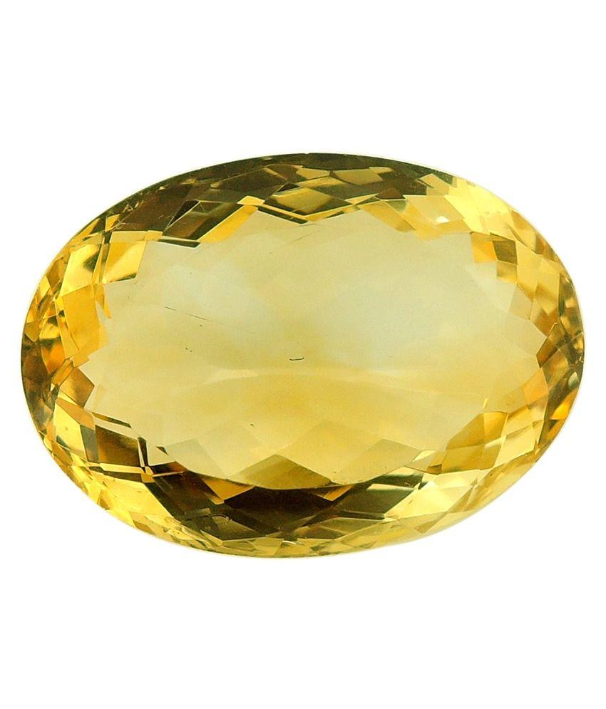 rashi ratan pmkk gems yellow oval citrine sunehla