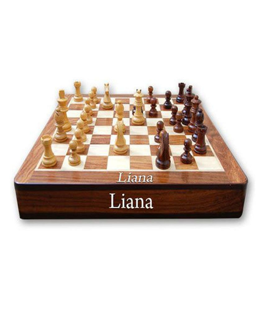 Liana Magnetic Chess Square 7 Inch