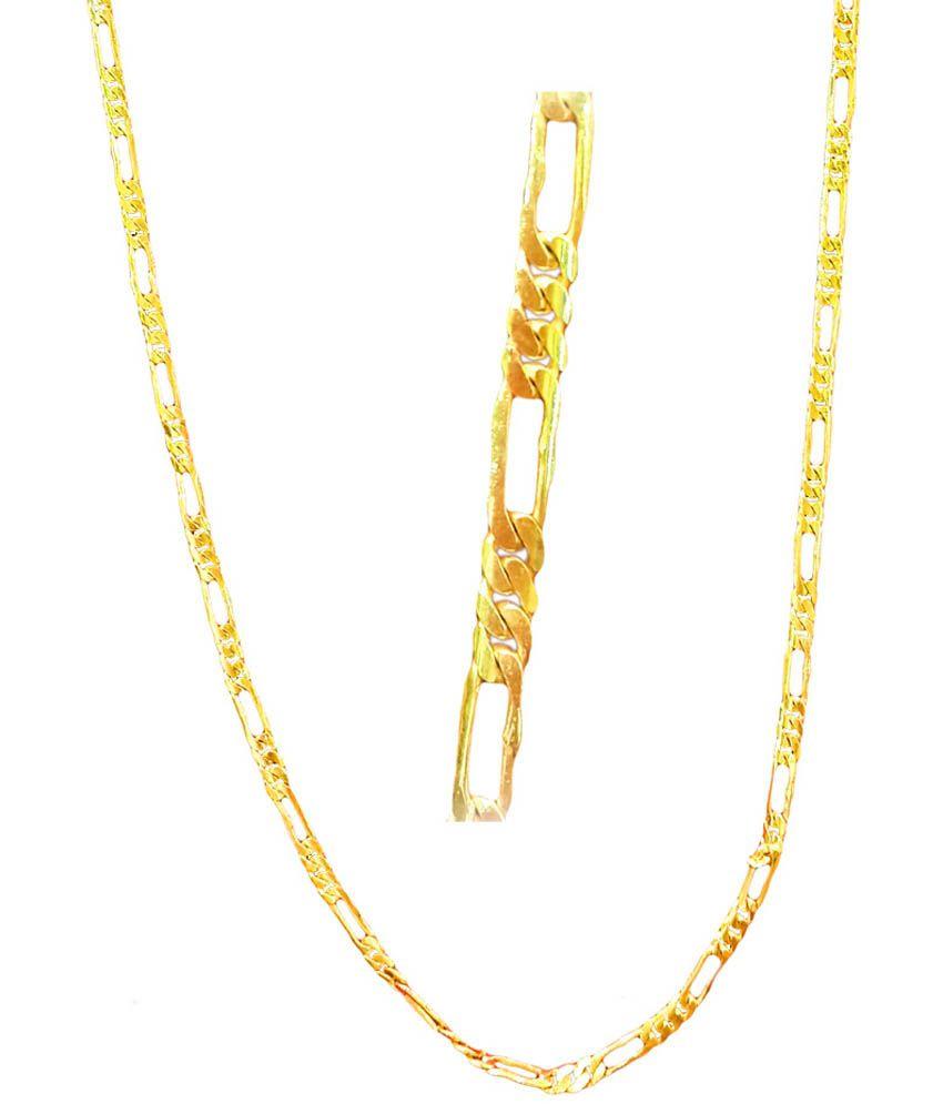 Standard Jeweller 916 Hallmark Certified 22ct Mens Gold Chain, Wt ...