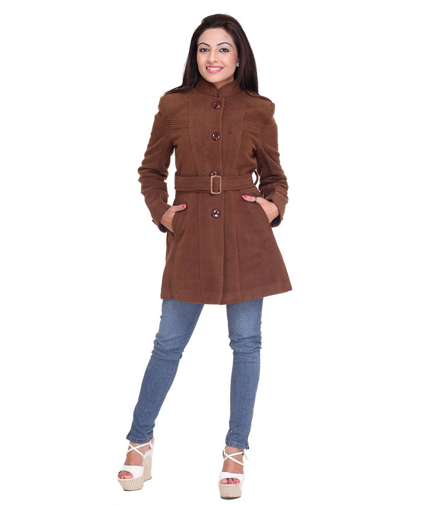 896db1f465b Buy Unifit Women s Winter Jacket Online at Best Prices in India ...
