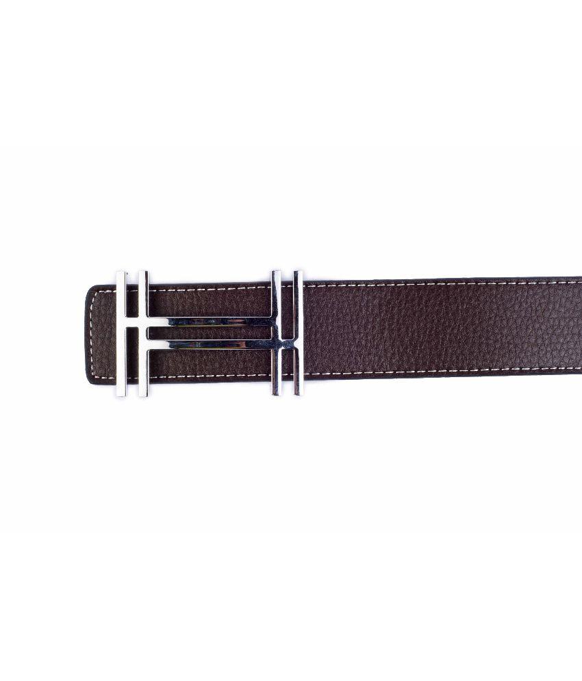 hermes leather single formal belt for buy at