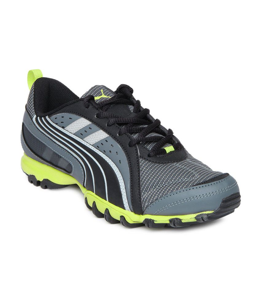 c731e8b3adc8 Puma Sienna Dp Grey Running Shoes - Buy Puma Sienna Dp Grey Running Shoes  Online at Best Prices in India on Snapdeal