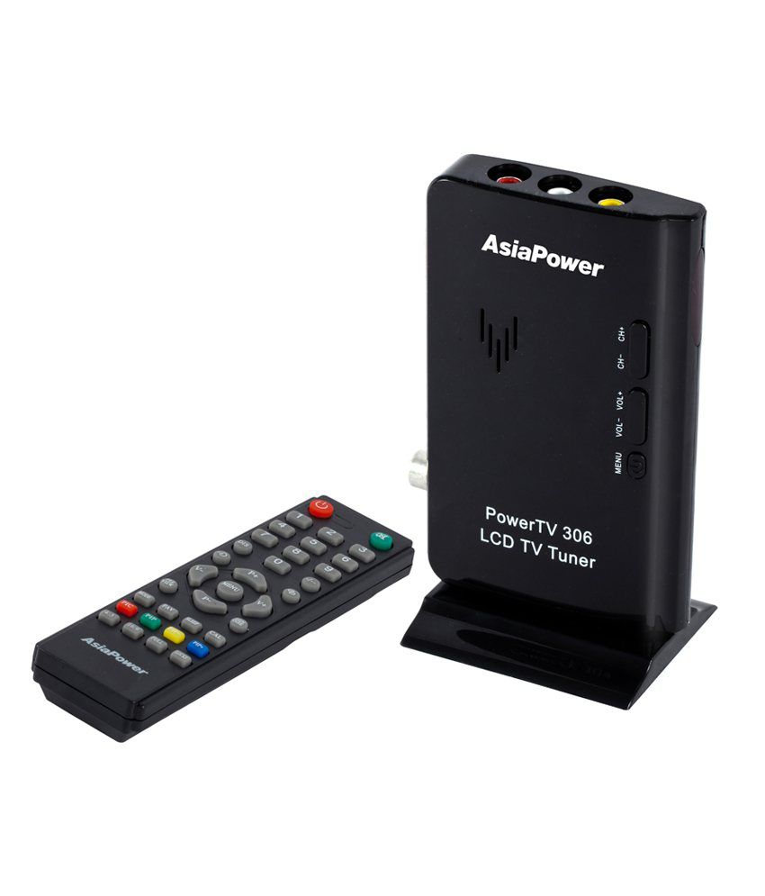 TV tuner - short and clear 21