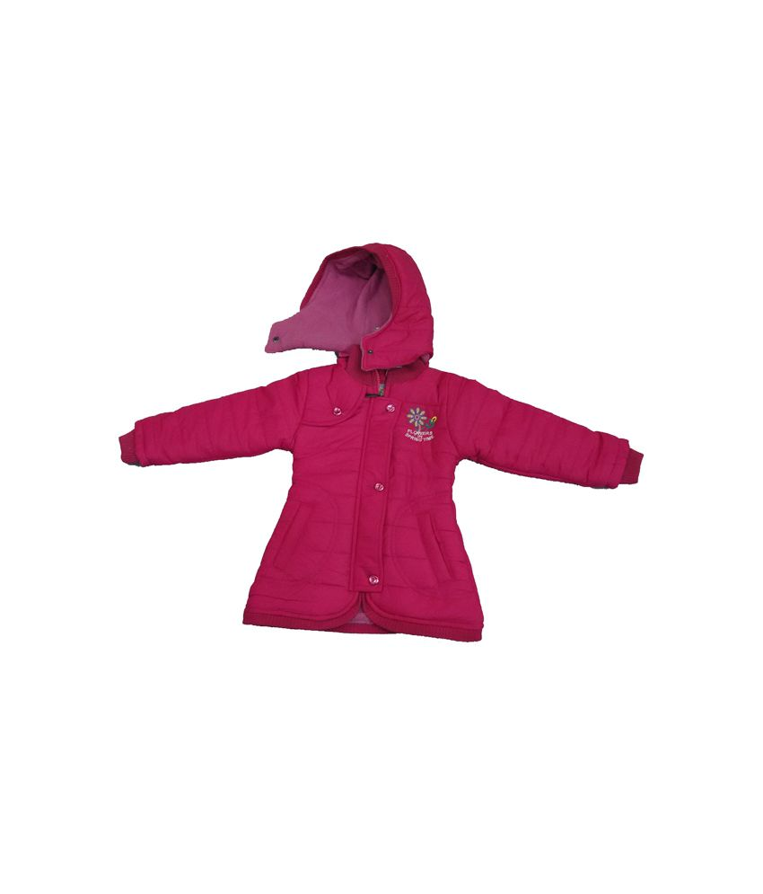 Come In Kids Girls Jackets Come In Kids/com10103/flowers-m-1-2x