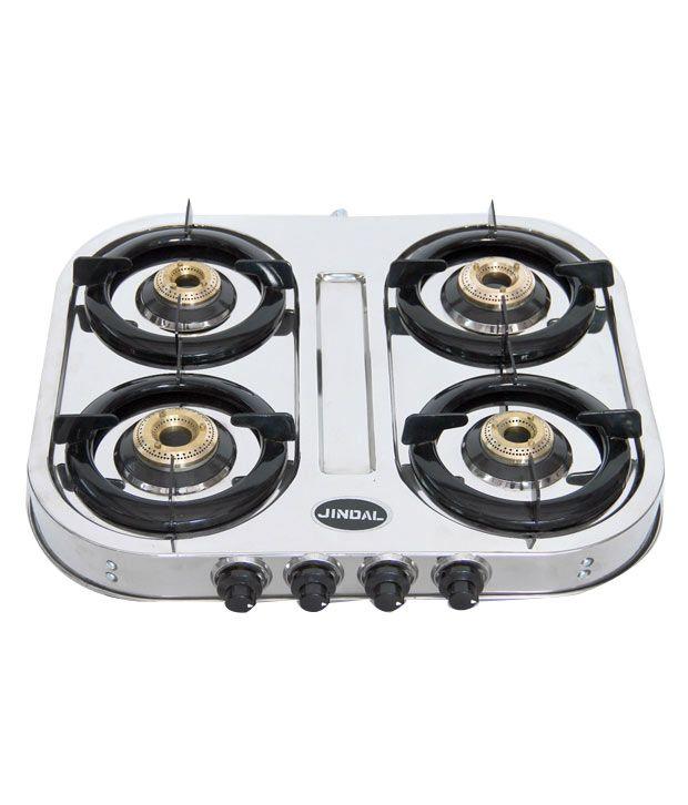 how to clean prestige gas stove 4 burner
