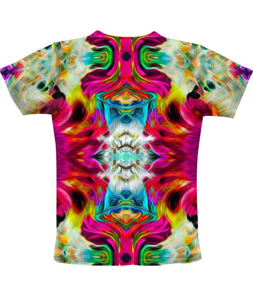 Freecultr Express Multi Cotton Blend T-shirt