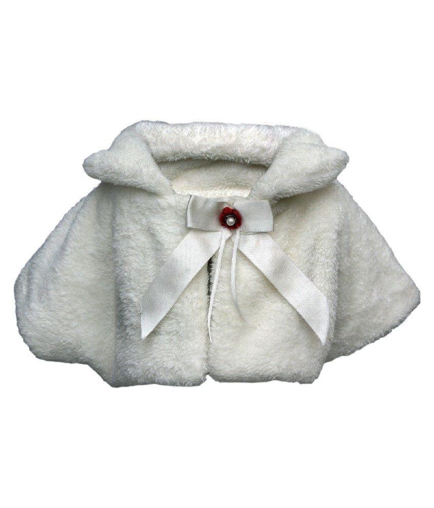 Gron Stockholm Regon Sleeves Off White Color Jacket For Kids
