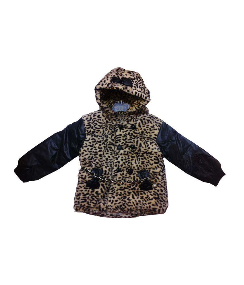 Bella Moda Tiger Print Jacket