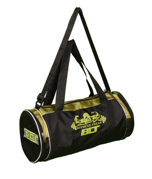 8eaccaf3a1 BLT Medium Fabric Gym Bag - Buy BLT Medium Fabric Gym Bag Online at Low  Price - Snapdeal