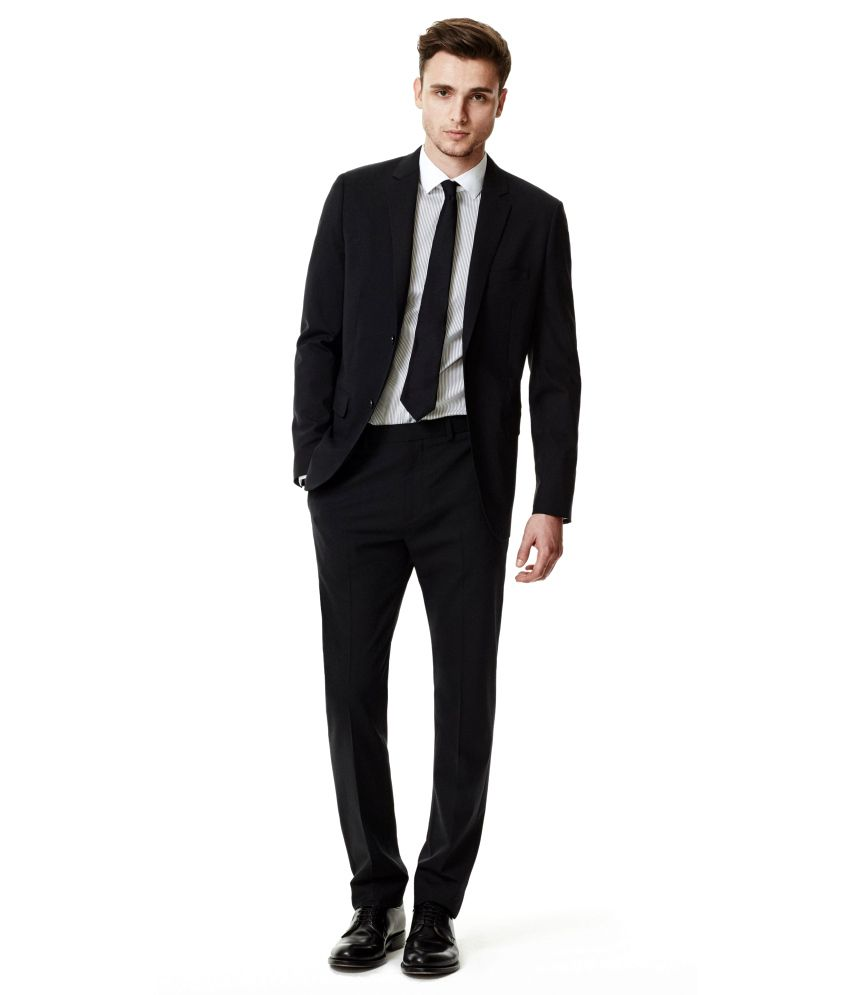 Raymond Black Unstitched Plain Suit Length BUY 1 GET 1 FREE - Buy ...