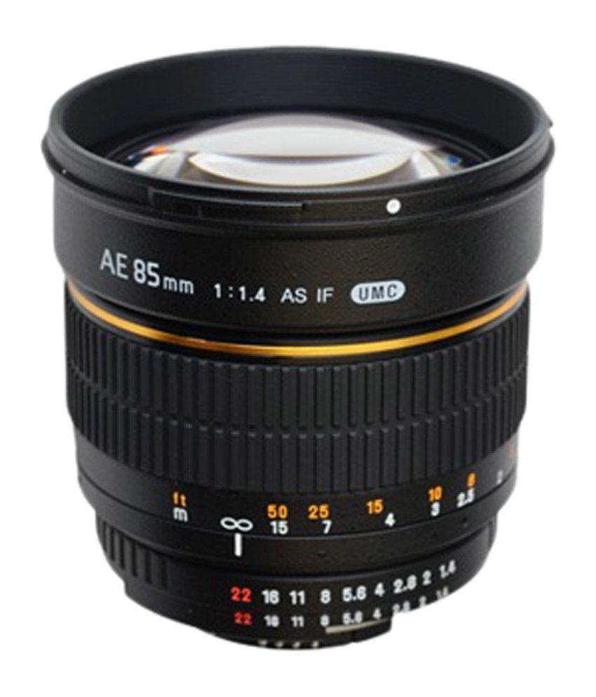 Samyang 85 mm F1.4 FOR NIKON AE