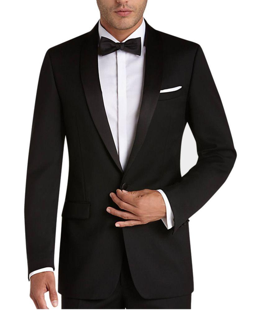 Siyaram's Unstitched Black Plain Suit Length BUY 1 GET 1 FREE ...