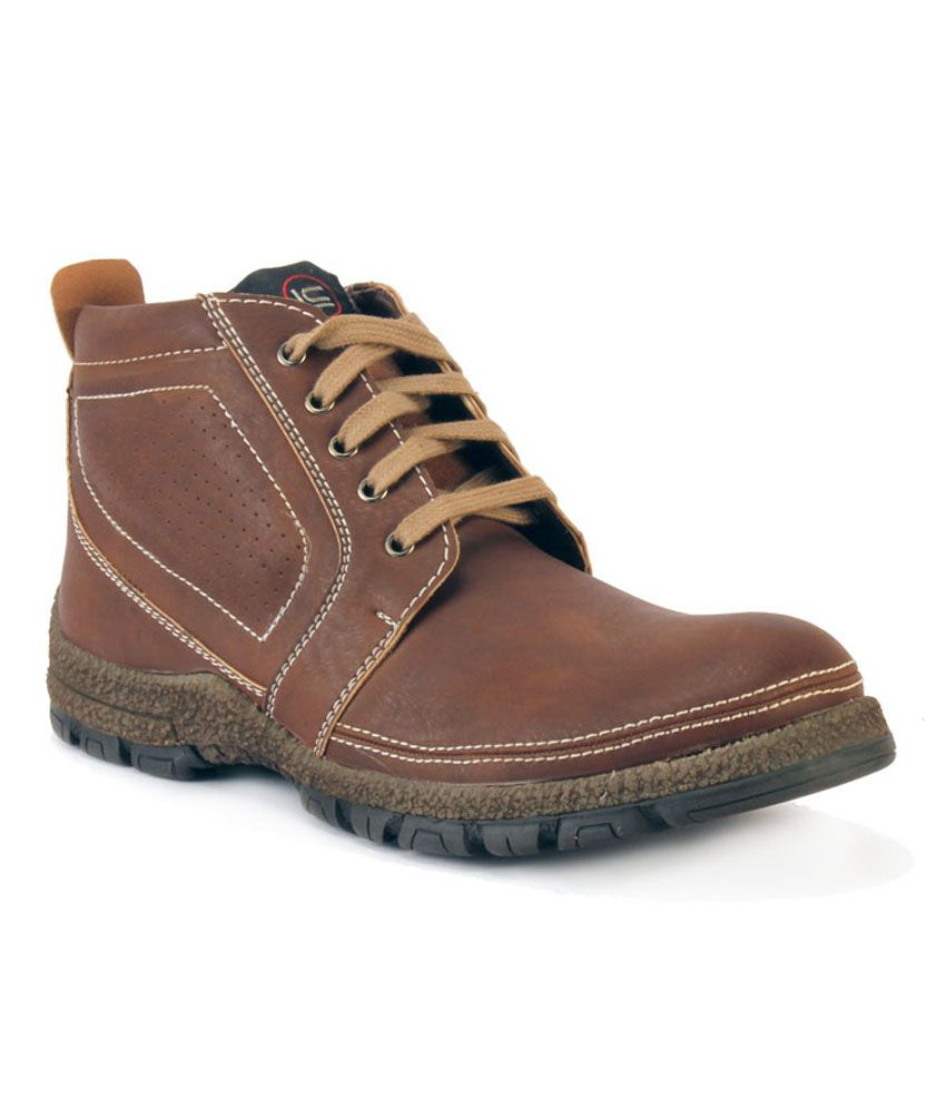 Le Costa Brown Boots