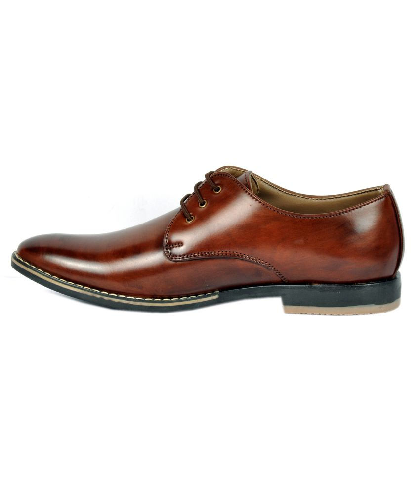 Light Brown Formal Shoes Online
