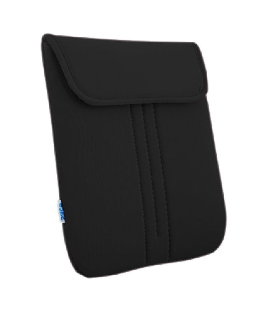 Saco Top Open Laptop Bag For Toshiba Satellite C50-a E0010 Laptop - Black