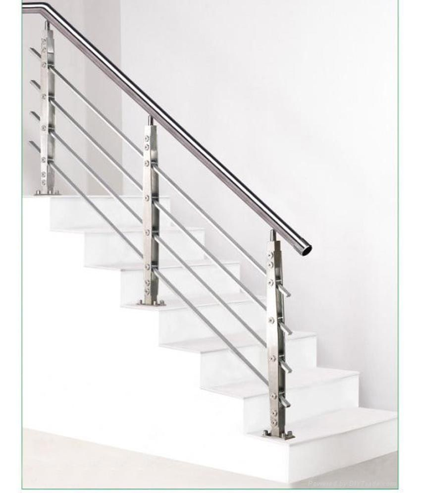 Buy Unik Steel Handrailing For Staircase Of 1 Feet Online ...