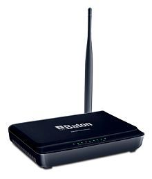 iBall 150M Wireless-N Broadband Router (iB-WRB150N)Wireless Routers Without Modem