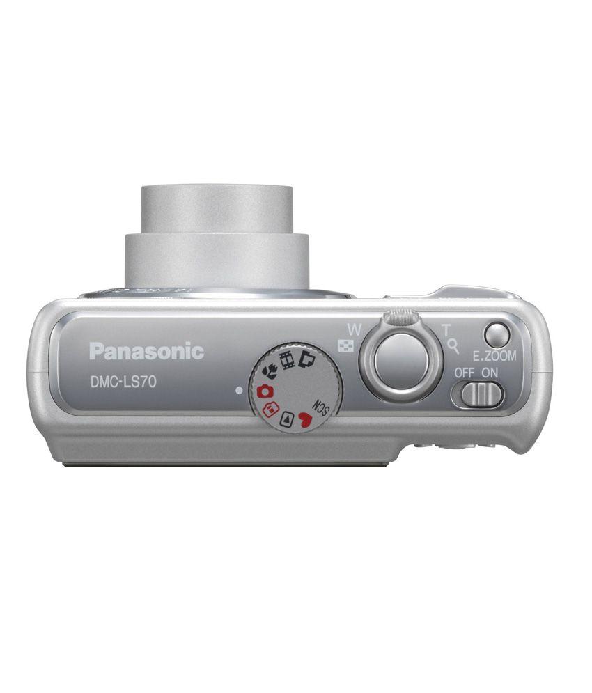 panasonic lumix dmc ls70 7 2 mp point shoot digital camera price rh snapdeal com panasonic lumix dmc-ls70 user manual panasonic lumix dmc-ls70 user manual