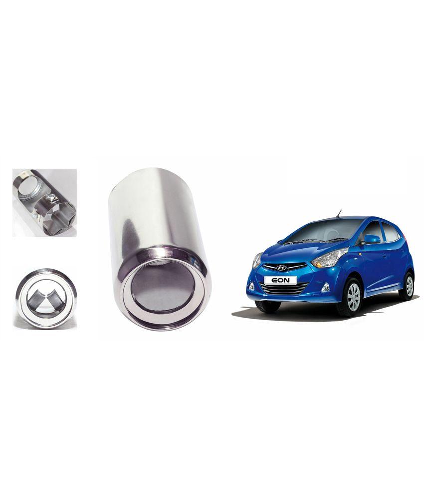 Speedwav Car Exhaust Silencer Muffler Tip Hw S1 Hyundai Eon Buy