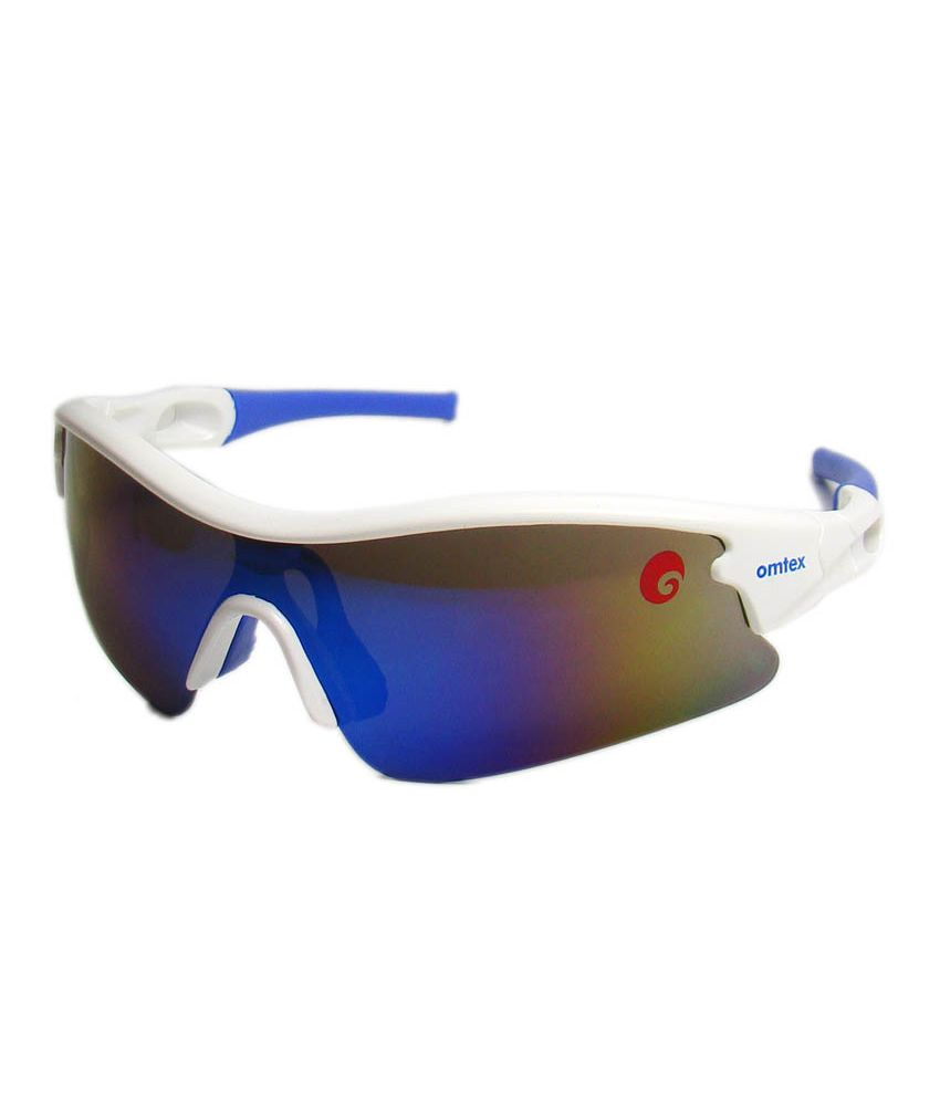 54acf2f46d Omtex Galaxy Blue Sports Sunglasses - Buy Omtex Galaxy Blue Sports  Sunglasses Online at Low Price - Snapdeal