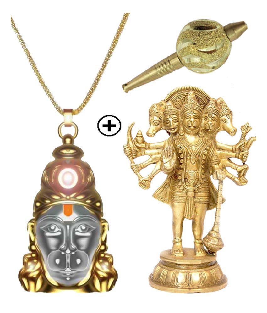 Shiv jyotish kendra hanuman chalisa locket with panchmukhi hanuman shiv jyotish kendra hanuman chalisa locket with panchmukhi hanuman idle and gada aloadofball Choice Image